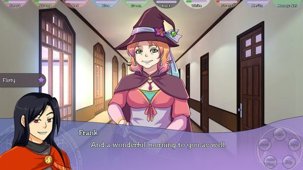 Magical Diary: Wolf Hall v 0.6.66 by Hanako games
