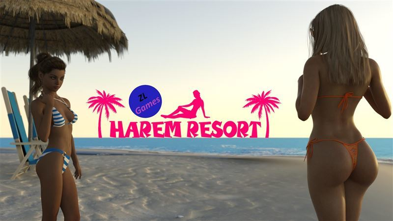 Harem Resort - Version 0.0.1a by ZL-Games