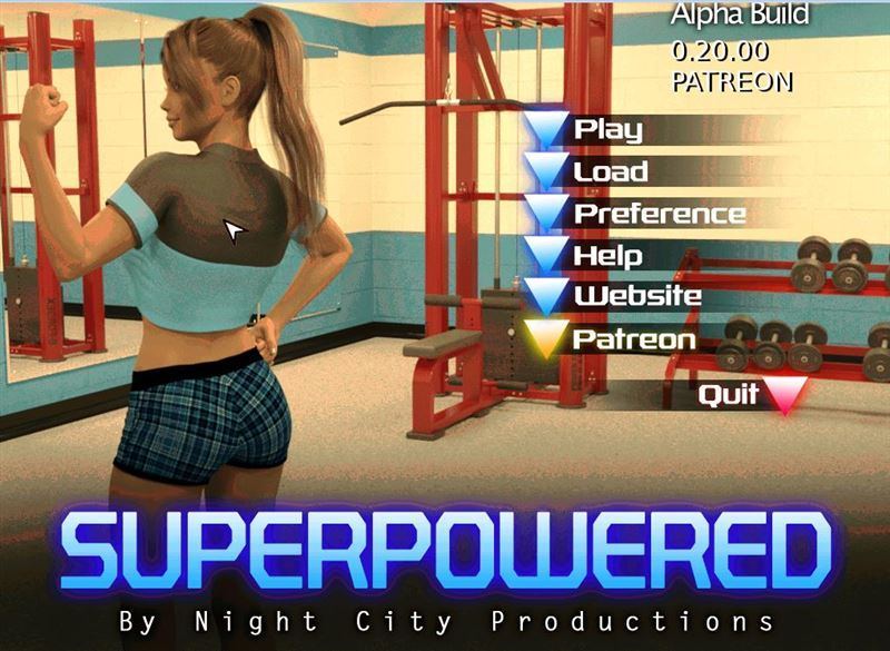 SuperPowered from Night City Productions