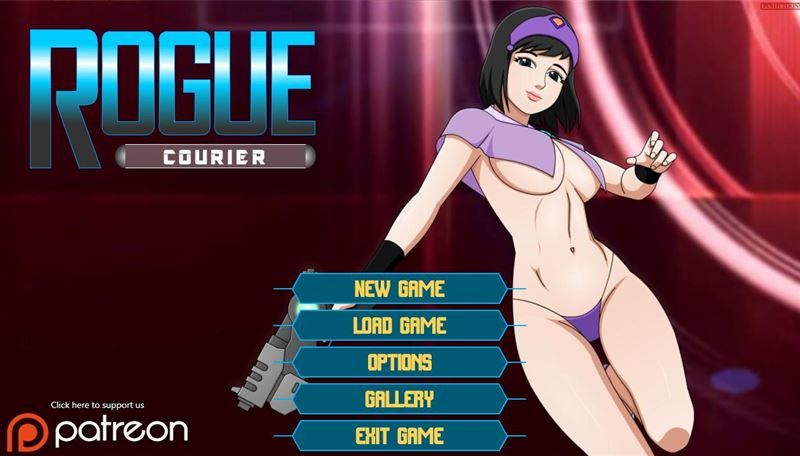 Rogue Courier Version 3.08 by Pinoytoons