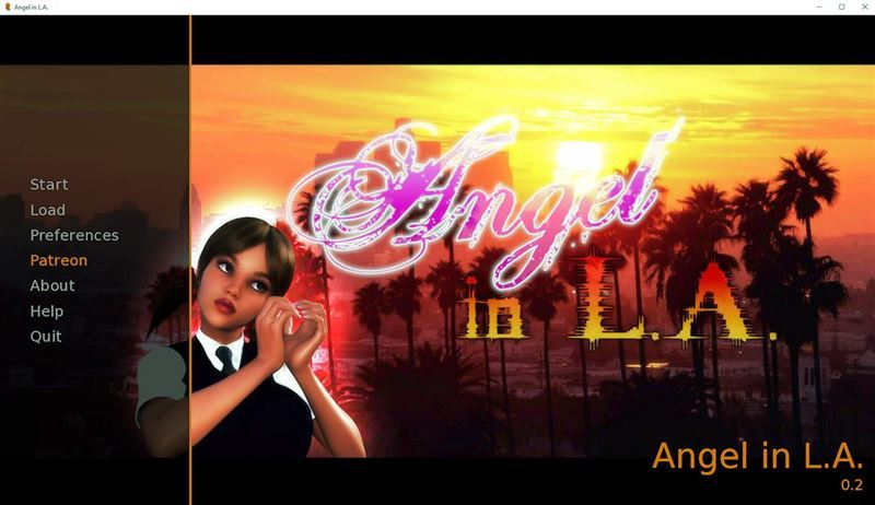 Angel in LA Vol. 1 v0.4.1 by DigiurgeCreations