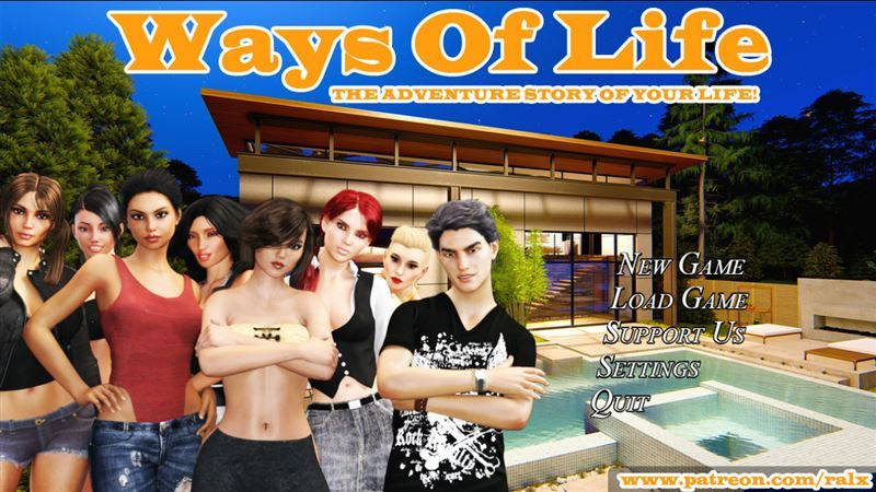 Ways of Life – Version 0.5.5r by RALX Games Productions