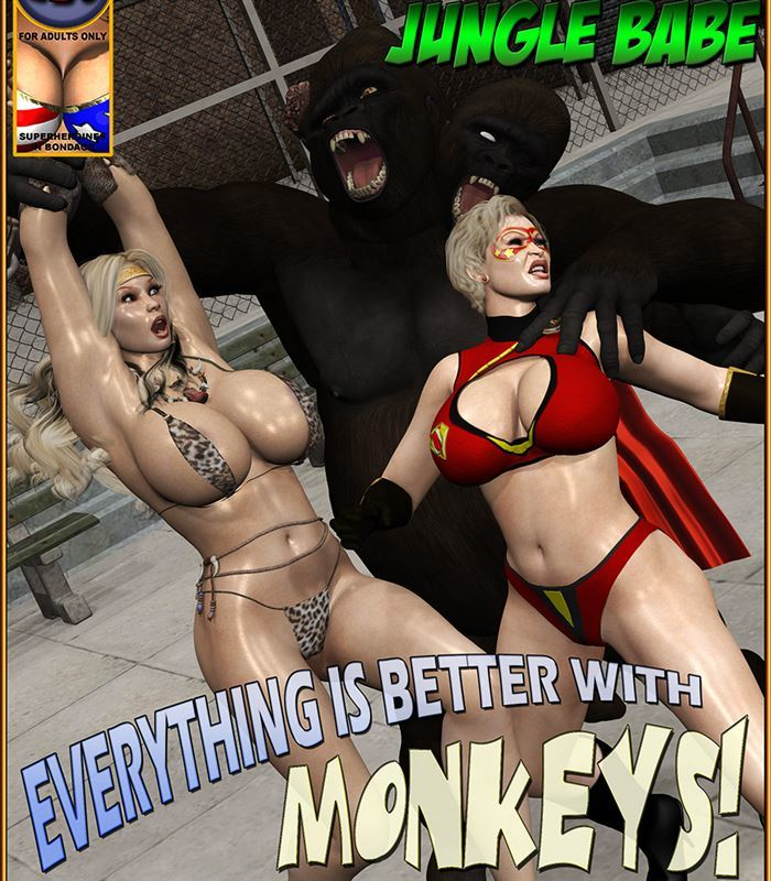 DangerBabeCentral – Everything is Better with Monkeys