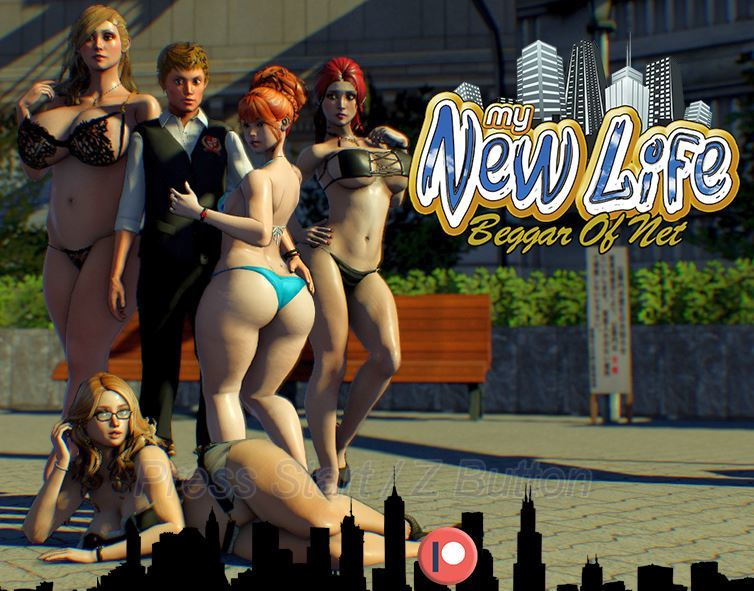My New Life REVAMP by Beggar of Net Version 0.002.3 Alpha + Compressed