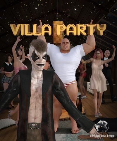 Villa Party I – Version 5.1.0 by Universal Game Studio
