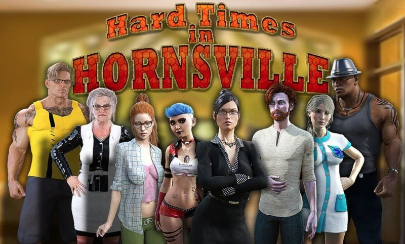 Hard Times in Hornsville version 3.43 by Unlikely update
