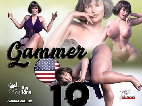 Gammer 10 by PigKing