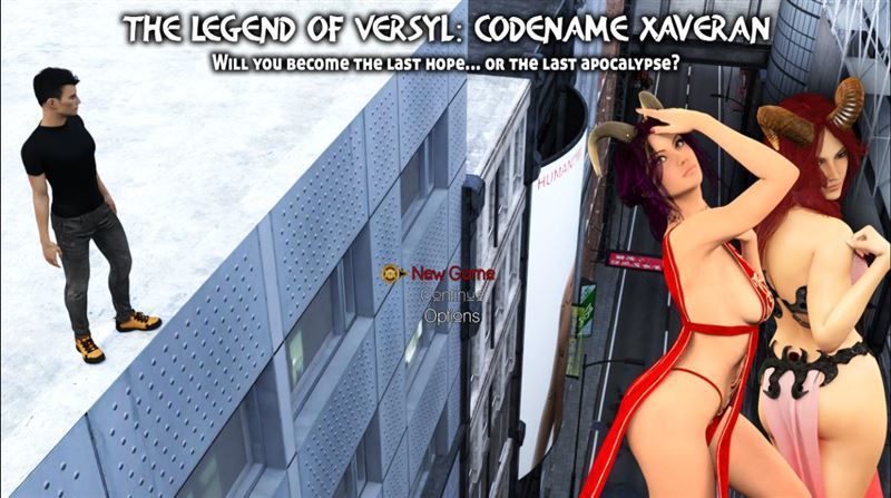 The Legend of Versyl: Codename Xaveran – Version 0.32 by Kravenar Games Win/Mac/Linux/Android