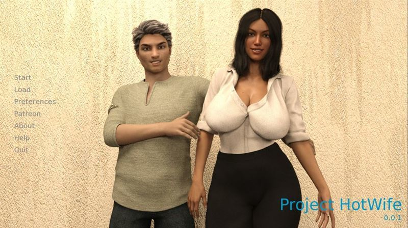 Project Hot Wife – Version 0.0.11 + Compressed Version + Walkthrough by PHWAMM Win/Mac/Android