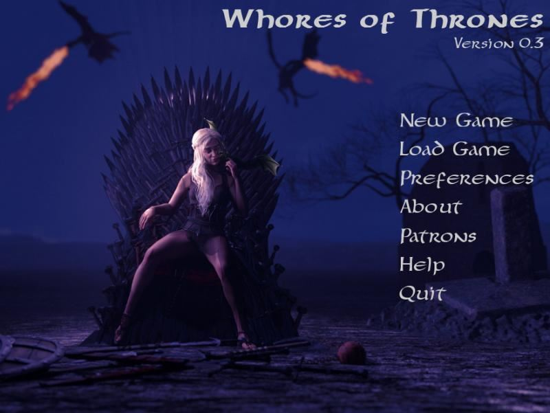 FunFictionArt – Whores of Thrones Version 0.7 beta 2 + Incest Patch