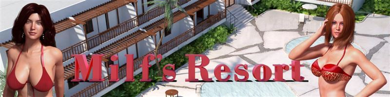 Milf's Resort – Build 5.2.1 + CG by Milfarion Win32/Win64/Mac/Linux