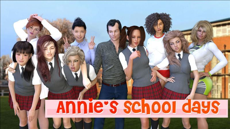 Anne's School Days Version 0.6 Fix Win/Android/Mac by Mobum+Compressed Version