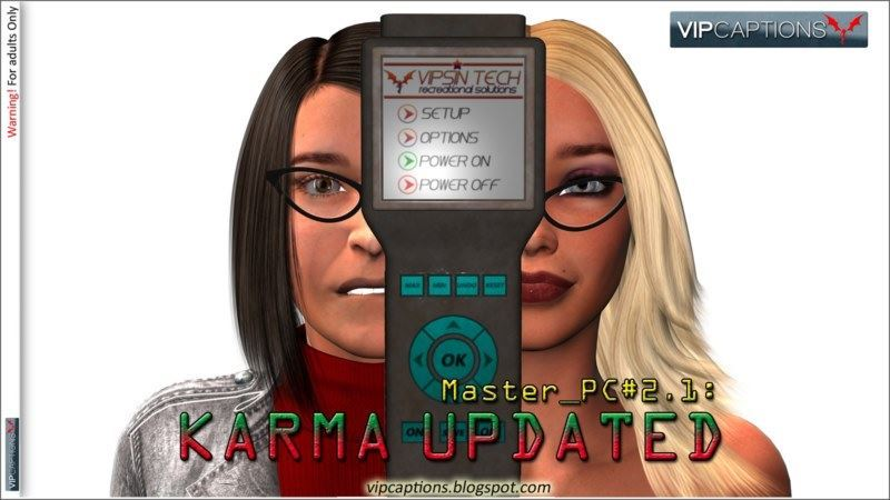 VipCaptions – Karma updated