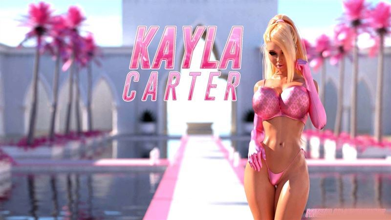 Kayla Carter by Thedude3dx