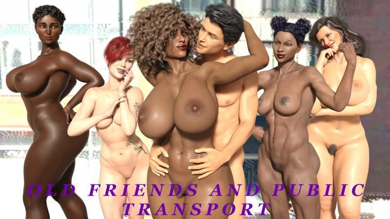 Oppai Auteur – Old Friends and Public Transport Version 0.0005 + Compressed
