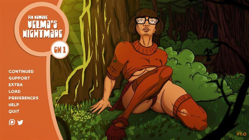 Scooby-Doo: Velma's nightmare – Version 0.1 + CG + Save by Fin
