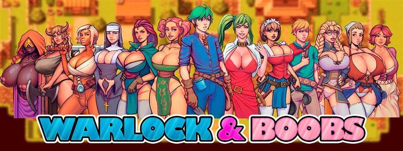 Warlock and Boobs – Version 0.333.2 Hotfix 2 by BoobsGames