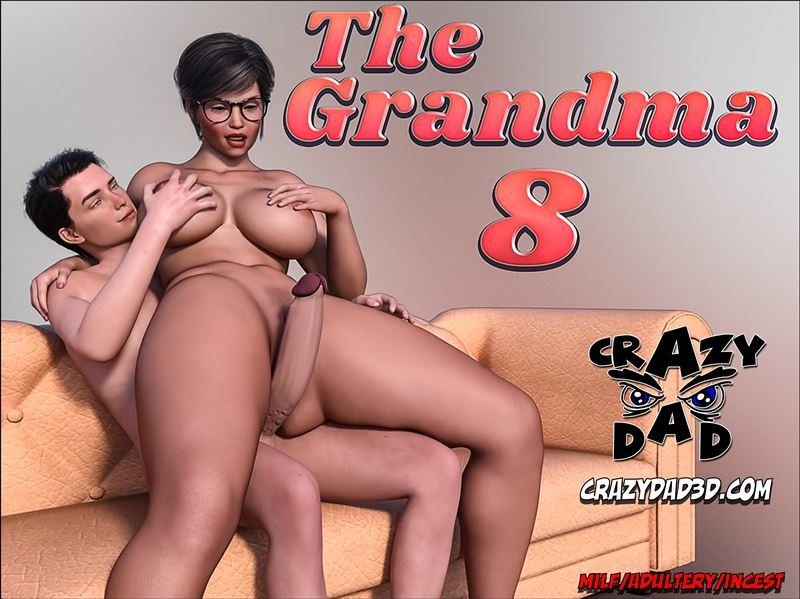 The Grandma 8 by Crazydad3d