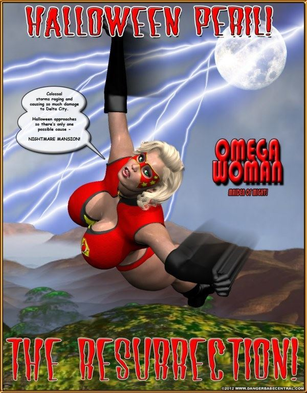 MrX – Omega Woman – The Ressurection