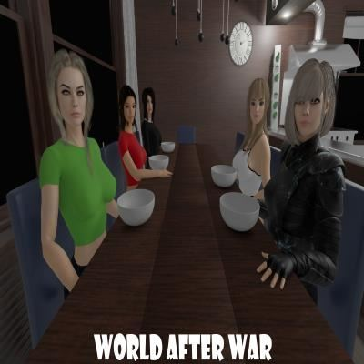 World After War v0.10 CG