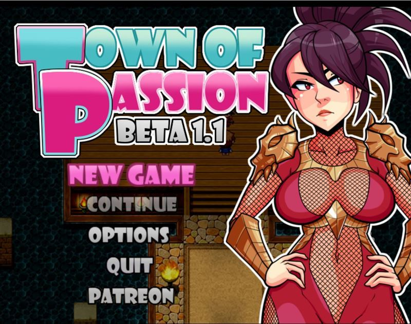 Town of Passion Version 1.5.1 by Siren's Domain