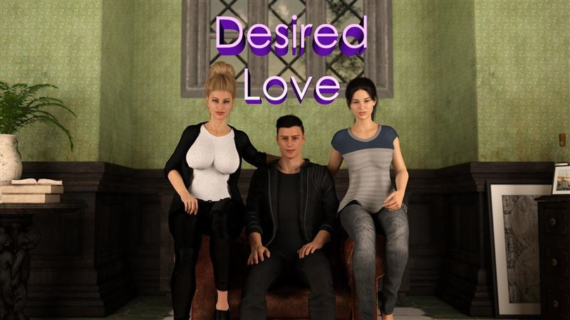 Desired Love – Version 0.05.1 + Incest Patch by VEGA Studio Win/Mac