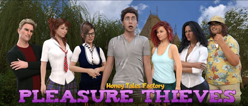 Pleasure Thieves Ch.2 v2.1.1.0 Win/Mac by HoneyTalesFactory
