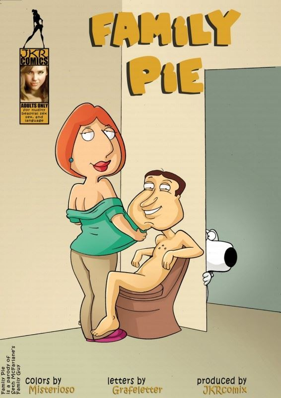 JkrComix – Family Guy Pie