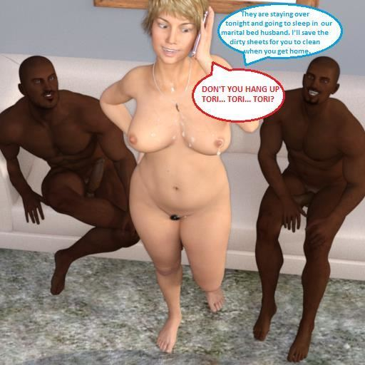 Mature3dcomics – Tori's Unexpected Surprise 2