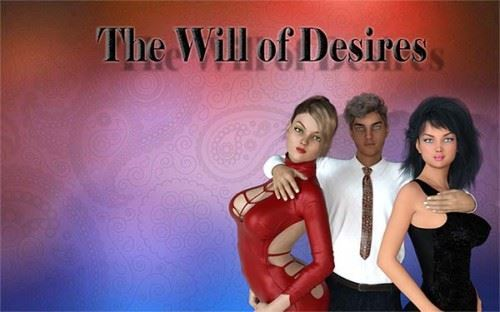 The Will of Desires v0.1 CG