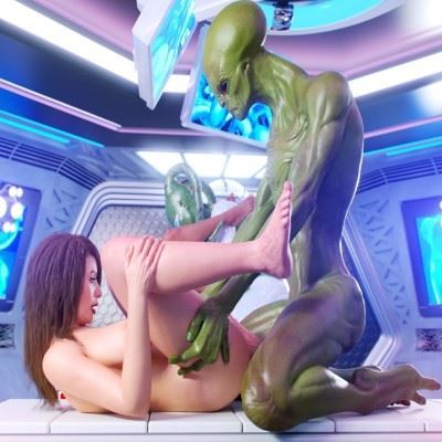 Goldenmaster – First Contact Part 1-4