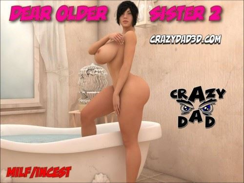 CrazyDad3D – Dear Older Sister 02