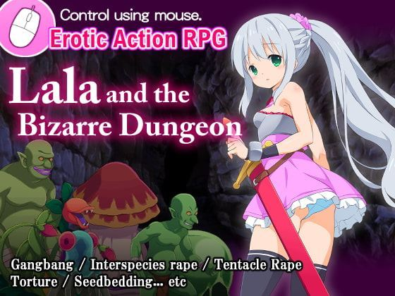 C-Laboratory – Lala and the Bizarre Dungeon – English Ver.