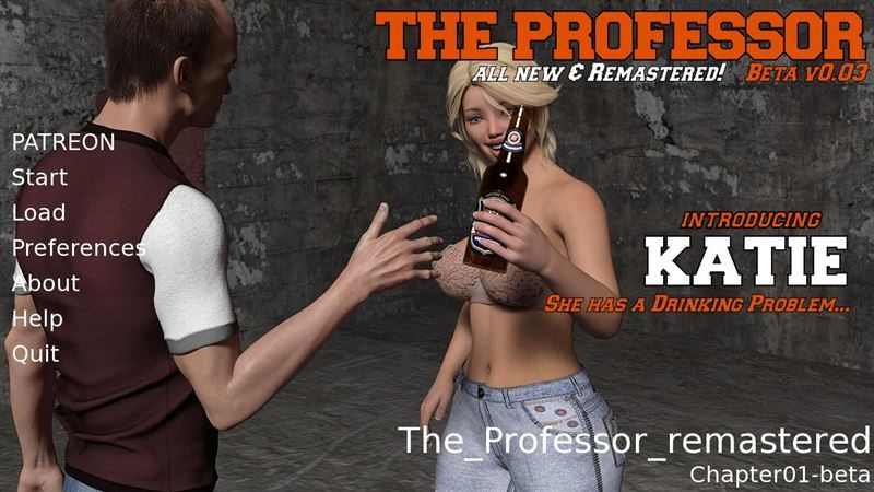 The Professor – Version 1.3 Remastered by Pixieblink
