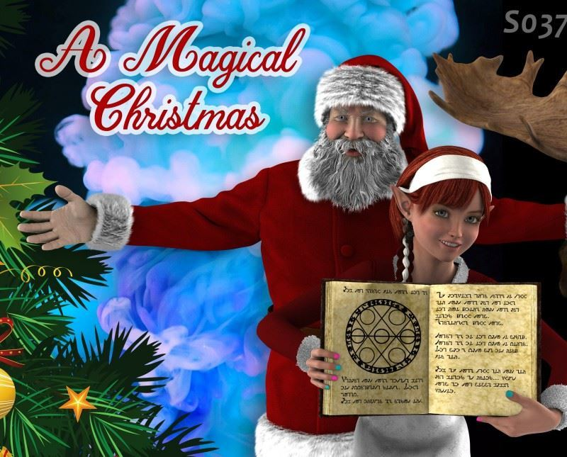 Magical Xmas by ExtremeXWorld