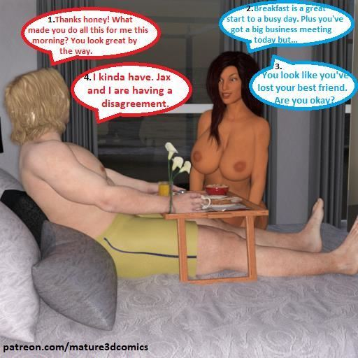 Mature3dcomics – Wife gets owned by enemy 2