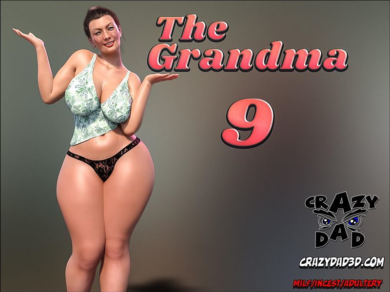 The Grandma 9 by Crazydad3d