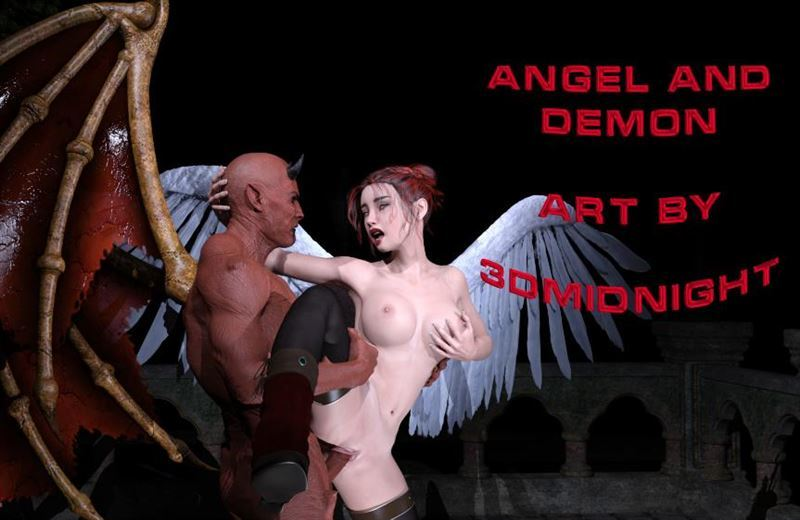 3DMidnight – Angel and Demon