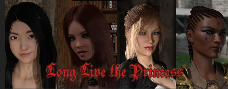 Long Live the Princess Version 0.27 Win/Mac/Android+Mod Gallery Unlocker by Belle