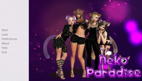 Alorth – Neko Paradise V0.04 Patched and Some Fixes
