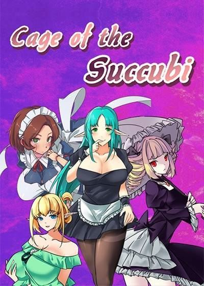 Cage of the Succubi- Version 1.02 by Ason, Kagura Games