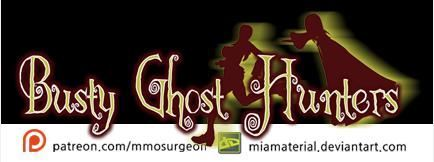 Busty Ghost Hunters Version 0.1.2 by MMO Surgeon