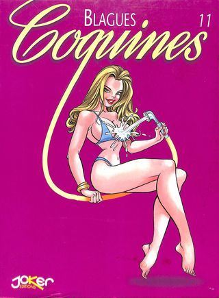 Bruno Di Sano Blagues Coquines Volume 11 (French)