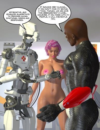 MetrobayComix – Turing Point – part 1-7