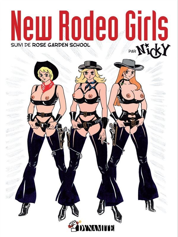 [Nicky] New Rodeo Girls [French]