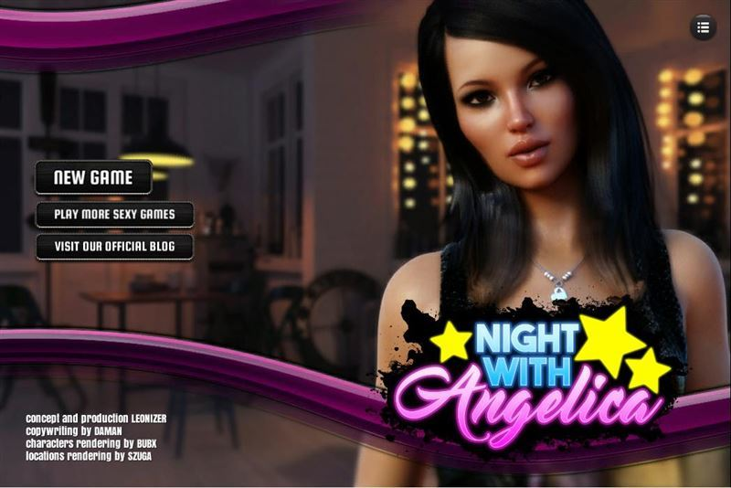 Night with Angelica Fixed by Lesson of Passion