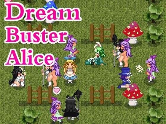Itomagoi – Dream Buster Alice Action Game Jap