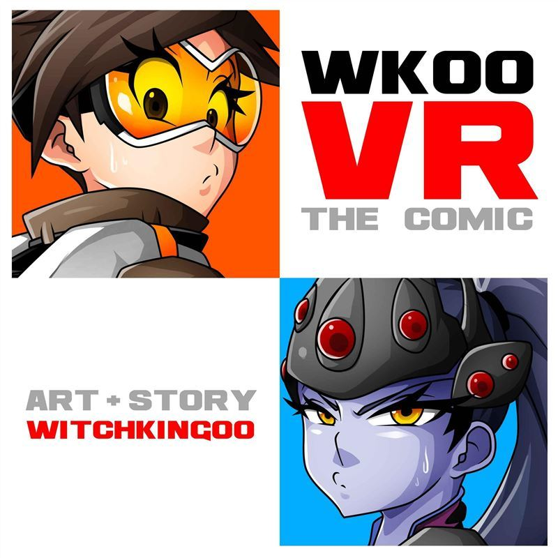 Witchking00 VR The Comic Overwatch