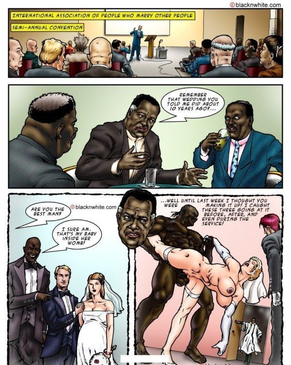 Brides and blacks – Episode 3 by Blacknwhite
