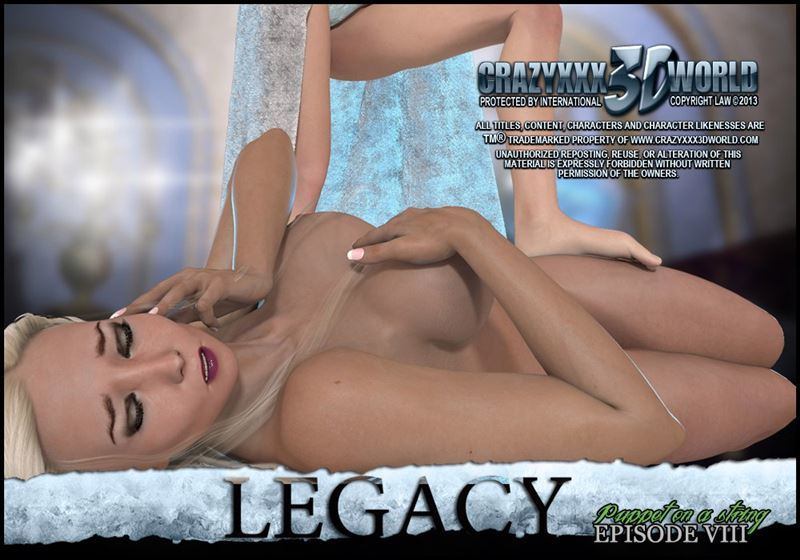 Crazyxxx3dworld Collection of LEGACY EPISODE 08 of 32